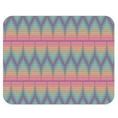 Pattern Background Texture Colorful Double Sided Flano Blanket (Medium)