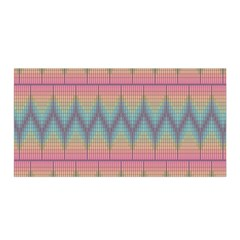 Pattern Background Texture Colorful Satin Wrap