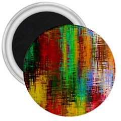 Color Abstract Background Textures 3  Magnets