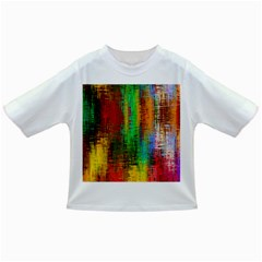 Color Abstract Background Textures Infant/Toddler T-Shirts