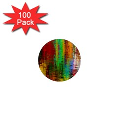 Color Abstract Background Textures 1  Mini Magnets (100 Pack)