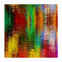 Color Abstract Background Textures Medium Glasses Cloth (2-Side)