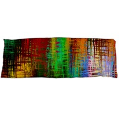 Color Abstract Background Textures Body Pillow Case Dakimakura (Two Sides)