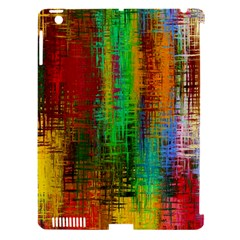 Color Abstract Background Textures Apple Ipad 3/4 Hardshell Case (compatible With Smart Cover)