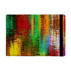 Color Abstract Background Textures Apple iPad Mini Flip Case