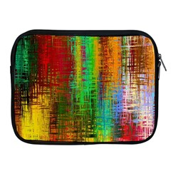 Color Abstract Background Textures Apple iPad 2/3/4 Zipper Cases