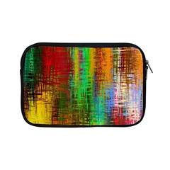Color Abstract Background Textures Apple Ipad Mini Zipper Cases