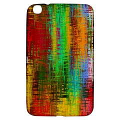 Color Abstract Background Textures Samsung Galaxy Tab 3 (8 ) T3100 Hardshell Case