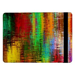Color Abstract Background Textures Samsung Galaxy Tab Pro 12.2  Flip Case