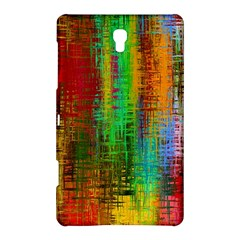 Color Abstract Background Textures Samsung Galaxy Tab S (8.4 ) Hardshell Case