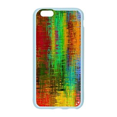 Color Abstract Background Textures Apple Seamless iPhone 6/6S Case (Color)