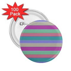 Backgrounds Pattern Lines Wall 2.25  Buttons (100 pack)