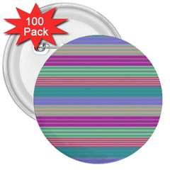 Backgrounds Pattern Lines Wall 3  Buttons (100 pack)