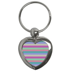 Backgrounds Pattern Lines Wall Key Chains (heart)