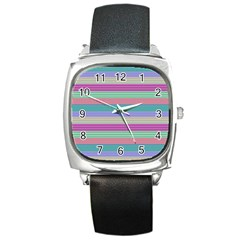 Backgrounds Pattern Lines Wall Square Metal Watch
