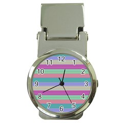 Backgrounds Pattern Lines Wall Money Clip Watches