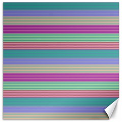 Backgrounds Pattern Lines Wall Canvas 16  x 16