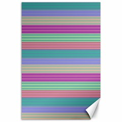 Backgrounds Pattern Lines Wall Canvas 24  X 36