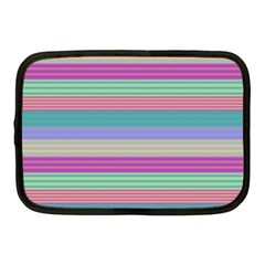 Backgrounds Pattern Lines Wall Netbook Case (medium)