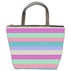 Backgrounds Pattern Lines Wall Bucket Bags