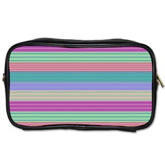 Backgrounds Pattern Lines Wall Toiletries Bags 2-Side