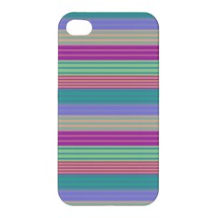 Backgrounds Pattern Lines Wall Apple iPhone 4/4S Hardshell Case