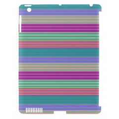 Backgrounds Pattern Lines Wall Apple iPad 3/4 Hardshell Case (Compatible with Smart Cover)