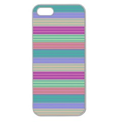 Backgrounds Pattern Lines Wall Apple Seamless iPhone 5 Case (Clear)