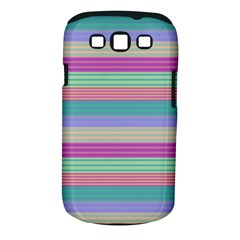Backgrounds Pattern Lines Wall Samsung Galaxy S III Classic Hardshell Case (PC+Silicone)