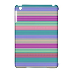 Backgrounds Pattern Lines Wall Apple iPad Mini Hardshell Case (Compatible with Smart Cover)