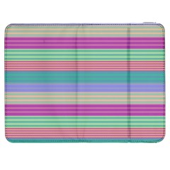 Backgrounds Pattern Lines Wall Samsung Galaxy Tab 7  P1000 Flip Case