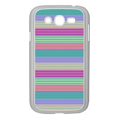 Backgrounds Pattern Lines Wall Samsung Galaxy Grand DUOS I9082 Case (White)