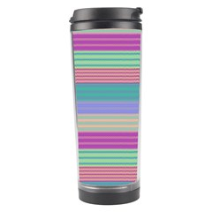 Backgrounds Pattern Lines Wall Travel Tumbler