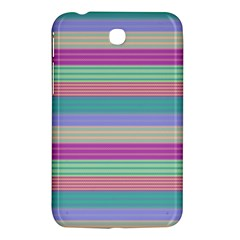 Backgrounds Pattern Lines Wall Samsung Galaxy Tab 3 (7 ) P3200 Hardshell Case