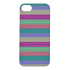 Backgrounds Pattern Lines Wall Apple Iphone 5s/ Se Hardshell Case