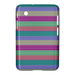 Backgrounds Pattern Lines Wall Samsung Galaxy Tab 2 (7 ) P3100 Hardshell Case