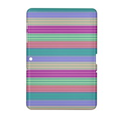 Backgrounds Pattern Lines Wall Samsung Galaxy Tab 2 (10.1 ) P5100 Hardshell Case