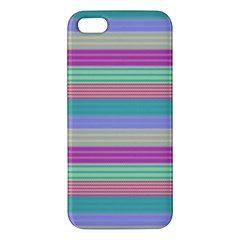 Backgrounds Pattern Lines Wall iPhone 5S/ SE Premium Hardshell Case