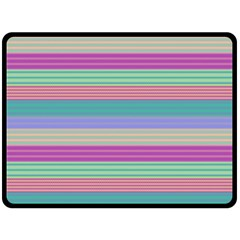 Backgrounds Pattern Lines Wall Double Sided Fleece Blanket (Large)