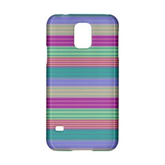 Backgrounds Pattern Lines Wall Samsung Galaxy S5 Hardshell Case