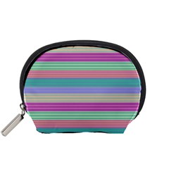 Backgrounds Pattern Lines Wall Accessory Pouches (Small)