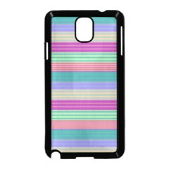 Backgrounds Pattern Lines Wall Samsung Galaxy Note 3 Neo Hardshell Case (Black)