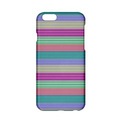Backgrounds Pattern Lines Wall Apple iPhone 6/6S Hardshell Case