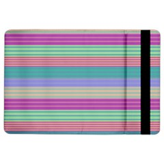 Backgrounds Pattern Lines Wall iPad Air 2 Flip