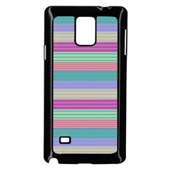 Backgrounds Pattern Lines Wall Samsung Galaxy Note 4 Case (black)