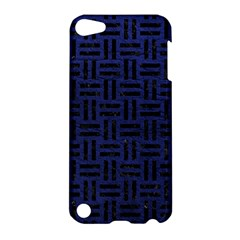 WOV1 BK-MRBL BL-LTHR (R) Apple iPod Touch 5 Hardshell Case
