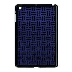 WOV1 BK-MRBL BL-LTHR (R) Apple iPad Mini Case (Black)