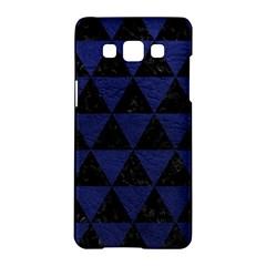 TRI3 BK-MRBL BL-LTHR Samsung Galaxy A5 Hardshell Case