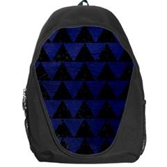 TRI2 BK-MRBL BL-LTHR Backpack Bag