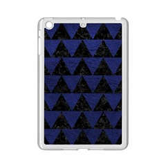 TRI2 BK-MRBL BL-LTHR iPad Mini 2 Enamel Coated Cases